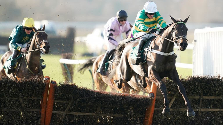 Birchdale: puts unbeaten record to the test in this Grade 2 contest