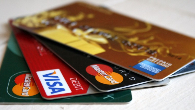Credit cards: the government is concerned when it comes to their use for gambling