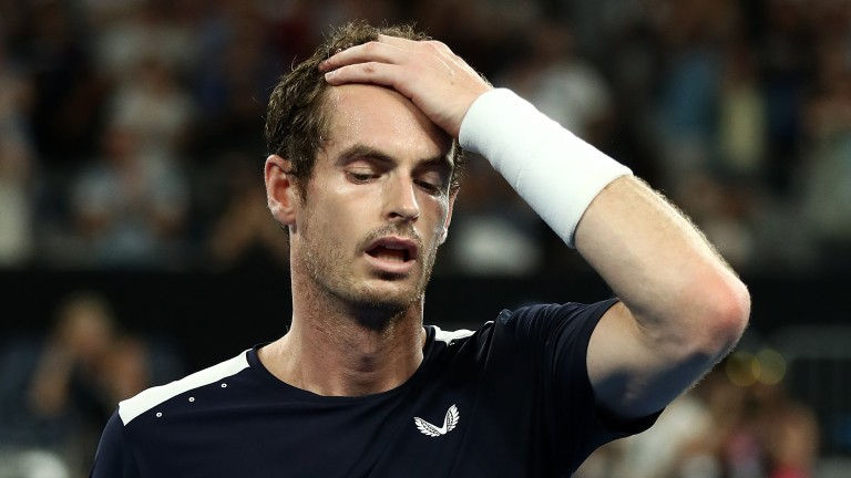 Andy Murray lost to Roberto Bautista Agut