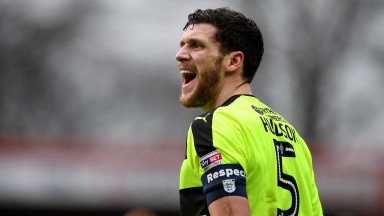 Mark Hudson played for Town between 2014 and 2017