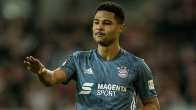 Serge Gnabry can play a key role for Bayern
