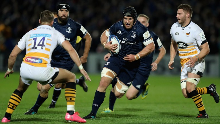 Leinster go on the charge against Wasps