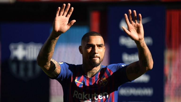 Barcelona could have done better than signing Kevin-Prince Boateng from Sassuolo