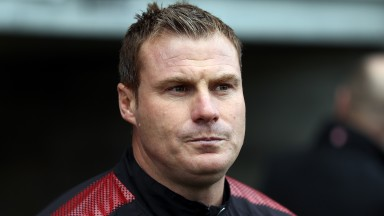 David Flitcroft has been sacked by Mansfield Town