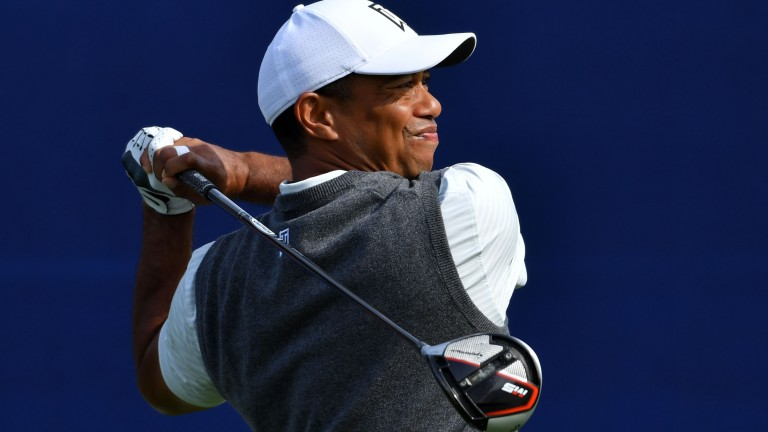 Tiger Woods made an unspectacular return at the Farmers Insurance Open