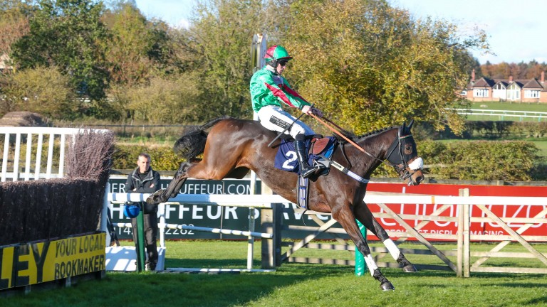 Charmant can win again at Sedgefield