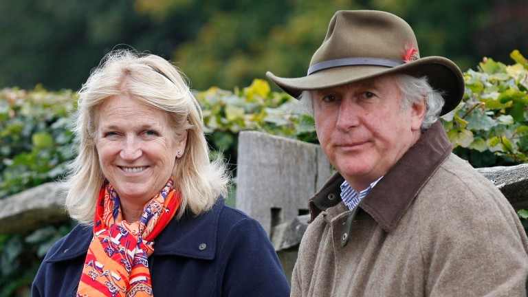 Diane and David Nagle: consistent producers of Classic horses at Barronstown Stud
