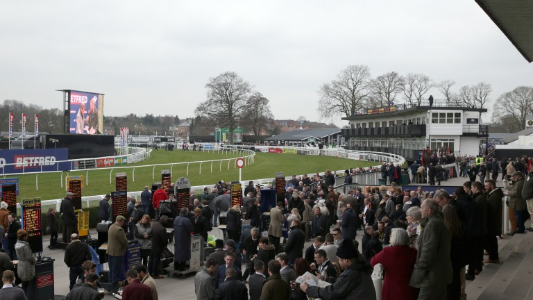 The stewards at Uttoxeter made headlines by fining trainer Henry Oliver