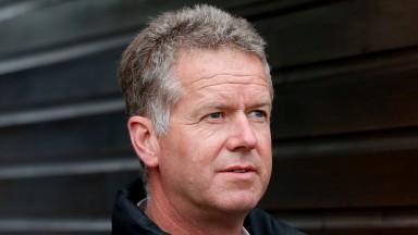 John Best: back in St Moritz hoping for more success