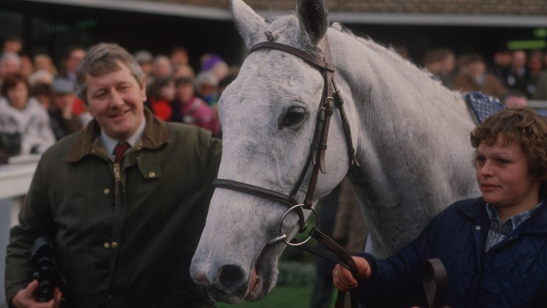 David Elsworth and Desert Orchid: the perfect combination of trainer and horse