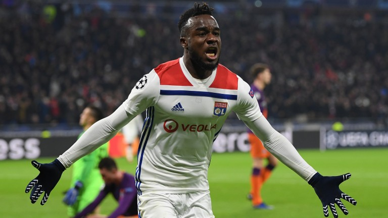 Maxwell Cornet's Lyon have played four straight away games
