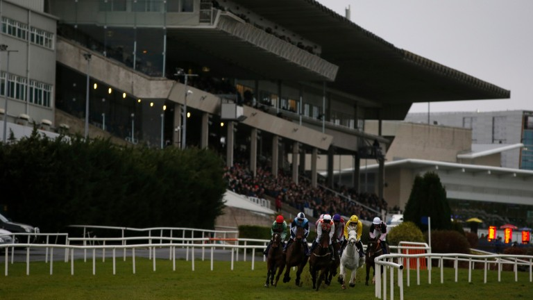 Leopardstown is all set for its big weekend of action