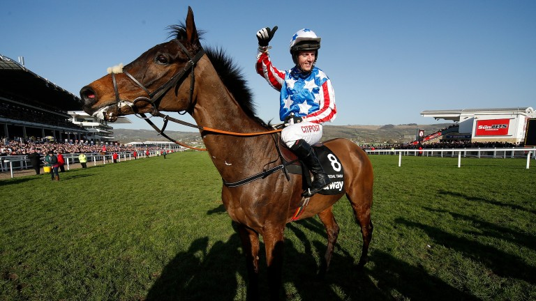 Special Tiara: the Champion Chase winner was a special horse