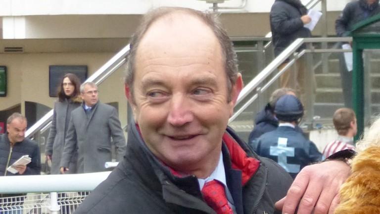 Dominique Bressou fields Chahuteur, who was third in the 2019 Prix du President de la Republique