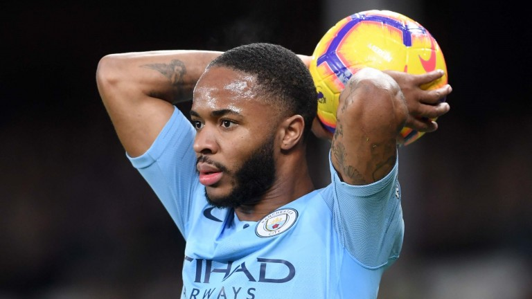 Raheem Sterling is one of many threats for Manchester City