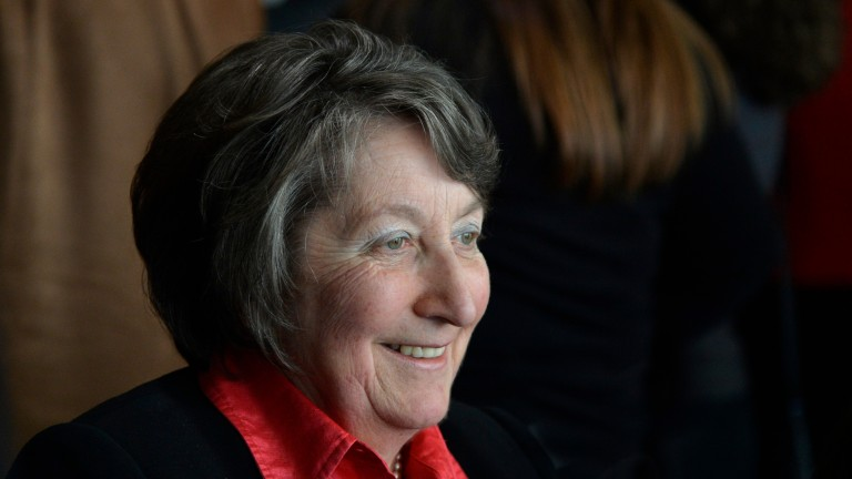 Henrietta Knight: believes racing in Britain should not have been halted