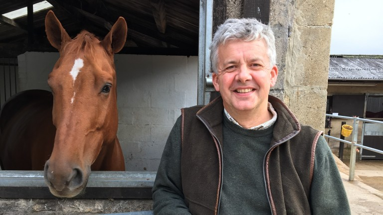 Peter Wright: chief executive of the Point-to-Point Authority