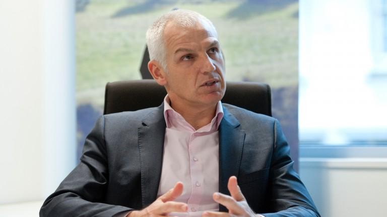 Paul Bittar: thinks BHA and horsemen need to unite