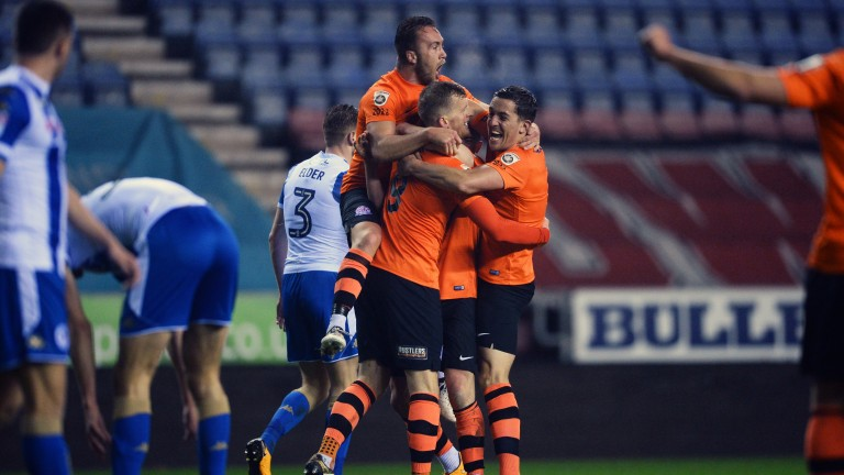 AFC Fylde could be celebrating again when they host Chesterfield