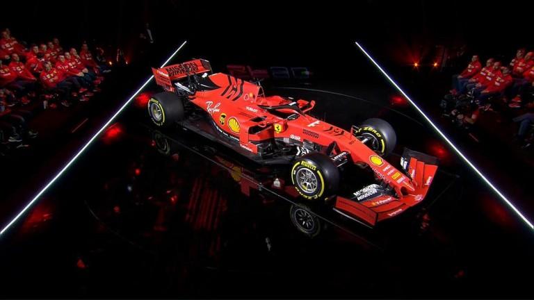 Ferrari unveiled their 2019 car on Friday