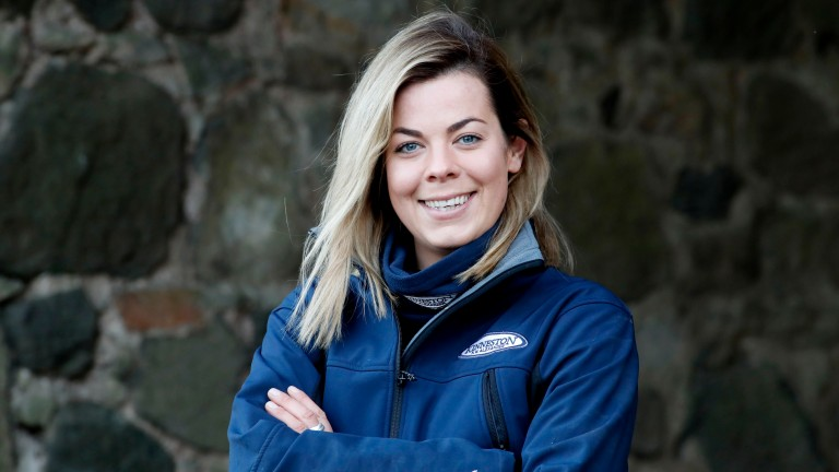 Catriona Bissett scooped two awards at the 2019 Godolphin Stud and Stable Staff Awards, including Employee of the Year