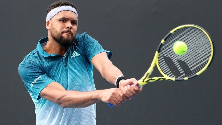 Third seed Jo-Wilfried Tsonga should make his experience count against Miomir Kecmanovic in Doha