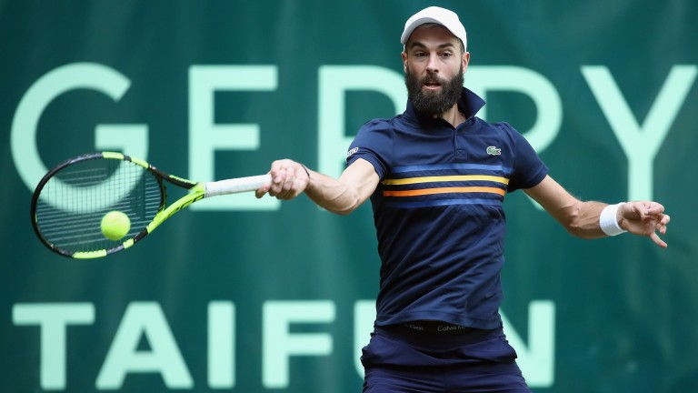 Benoit Paire will enjoy home support at the Open 13