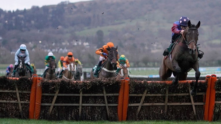 Paisley Park: His bid to repeat last year's win in the Cleeve Hurdle is the highlight of Trials day