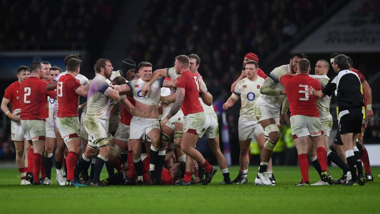 Wales and England look set for another highly charged encounter