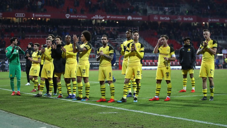 Borussia Dortmund could be involved in a high-scoring encounter