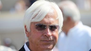 Bob Baffert: plans to train horses at Santa Anita on Monday