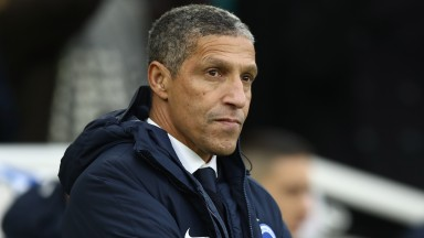 Chris Hughton will be determined his Brighton side can take the spoils against Huddersfield