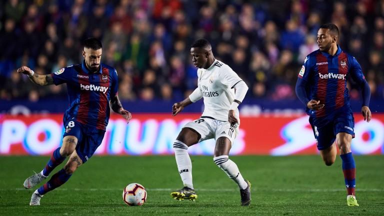 Real Madrid take on Athletic Bilbao in Spain