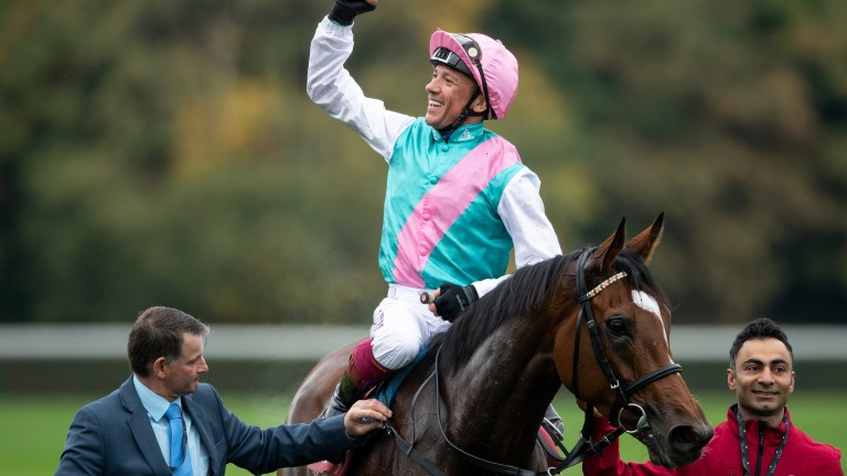 Enable: being aimed at a third win in the Prix de l'Arc de Triomphe