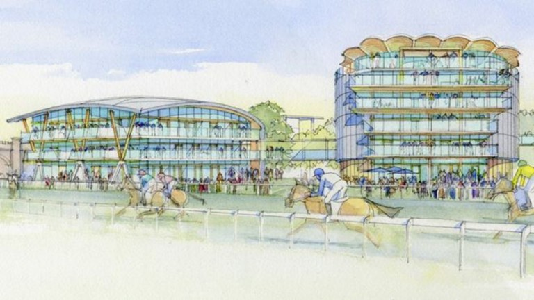 Chester plans to build a new grandstand