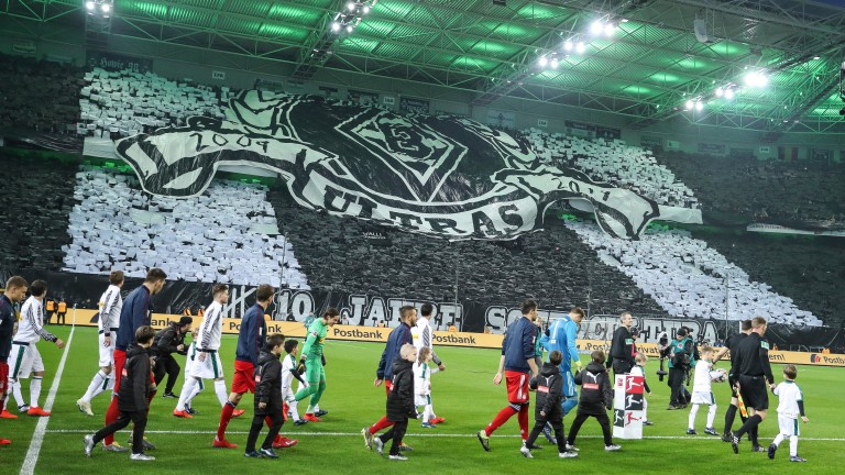 Borussia Monchengladbach and Bayern Munich prepare to do battle