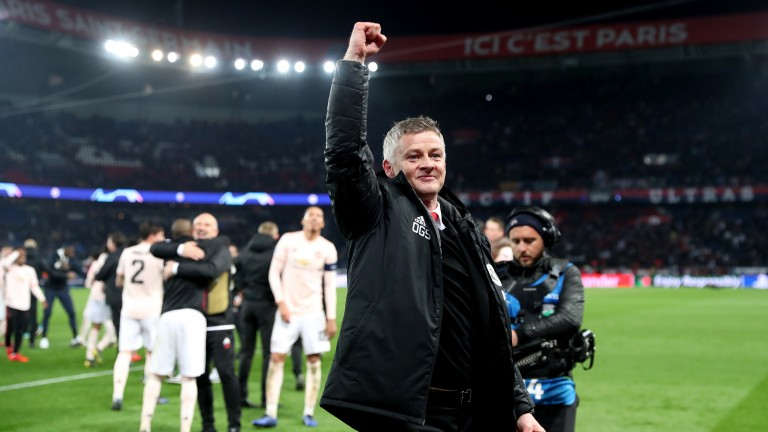 Ole Gunnar Solskjaer looks set to take up the Old Trafford hotseat on a permanent basis