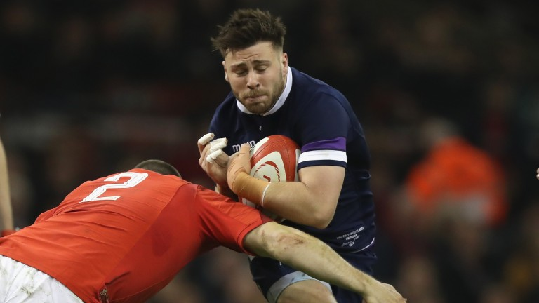 Ali Price starts at scrum-half for Scotland