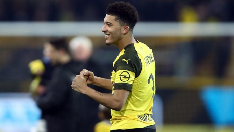 Jadon Sancho is ripping up the Bundesliga at Borussia Dortmund
