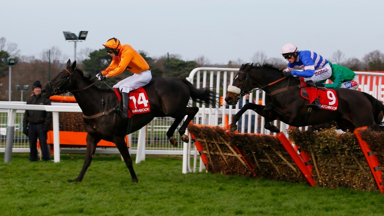 Monsieur Lecoq (leading): second in the Imperial Cup last season