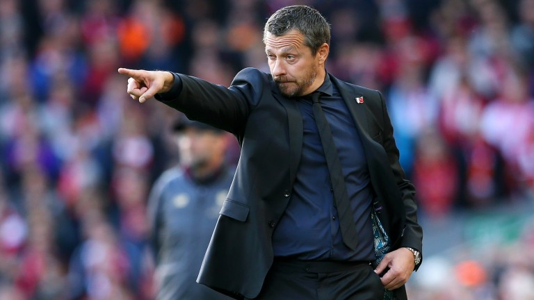 Former Fulham manager Slavisa Jokanovic has been linked with the West Brom vacancy