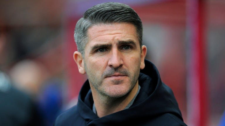 Bury boss Ryan Lowe will be eyeing promotion from Sky Bet League Two