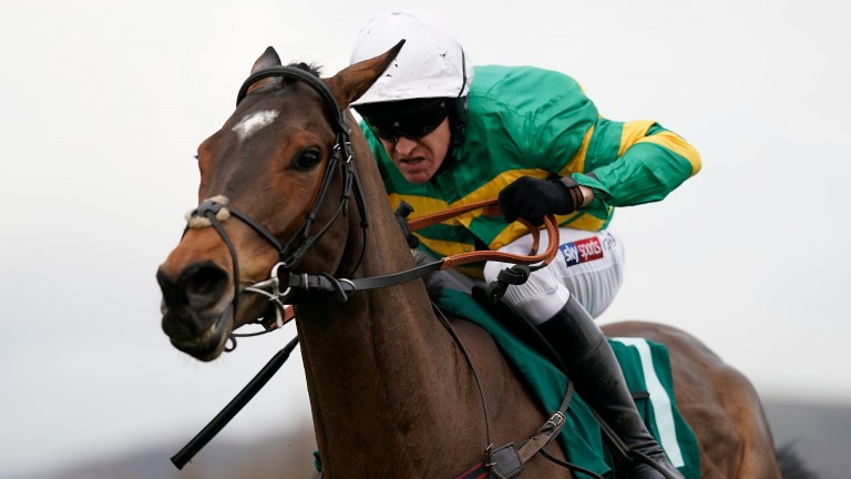 Defi Du Seuil: leading Champion Chase contender has an unbeaten festival record