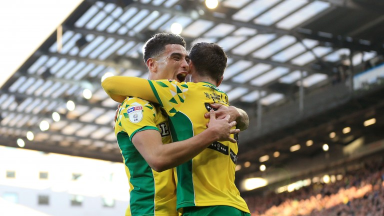 Norwich are flying high in the Championship