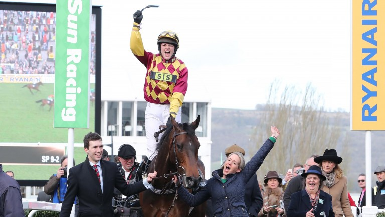 Siruh Du Lac: 7-1 for Saturday's BetVictor Gold Cup