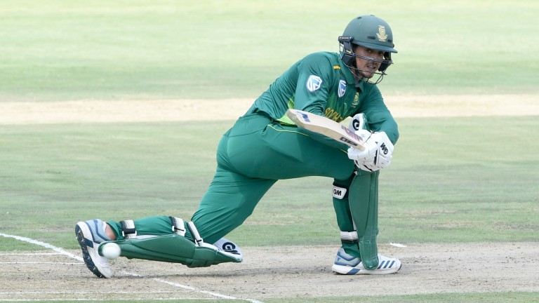 Mumbai's Quinton de Kock has been in scintillating form for South Africa