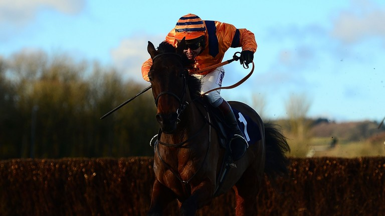 Back To The Thatch: has been laid out for the Midlands Grand National