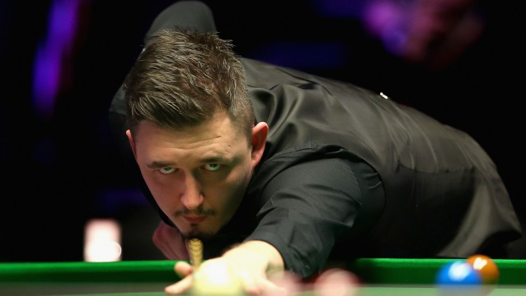 Kyren Wilson may have to be on top of his game from the outset in Gibraltar