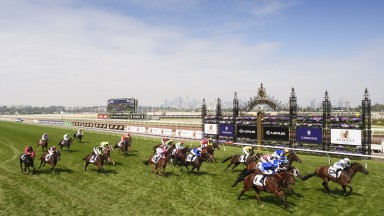 Flemington racecourse: home of 'the race that stops a nation'