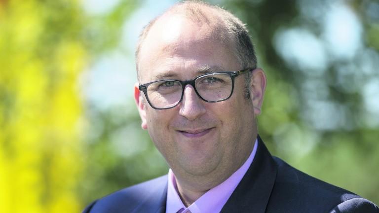Nick Rust: chief executive of the BHA